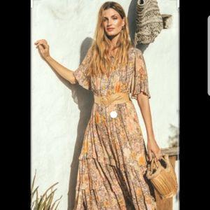 NET Spell & the Gypsy Amethyst Garden Party Dress